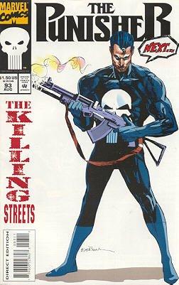 Punisher # 93 Issues V02 (1987 - 1995)