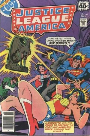 Justice League Of America # 166