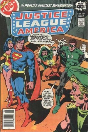 Justice League Of America # 167