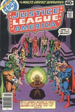 Justice League Of America # 168