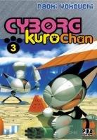 couverture, jaquette Cyborg Kurochan 3  (Pika)