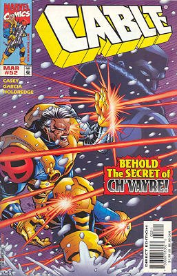 Cable # 52