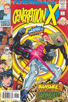 Génération X # -1 Issues V1 (1994 - 2001)