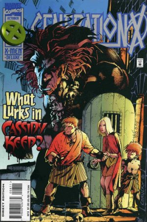 Génération X # 8 Issues V1 (1994 - 2001)