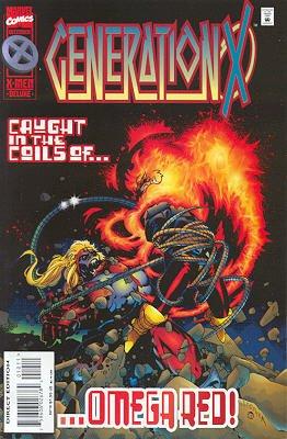 Génération X # 10 Issues V1 (1994 - 2001)