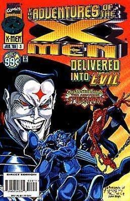 Aventures X-Men édition Issues