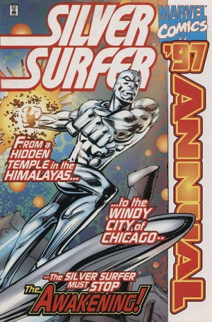 Silver Surfer édition Issues V3 - Annuals (1988 - 1997)