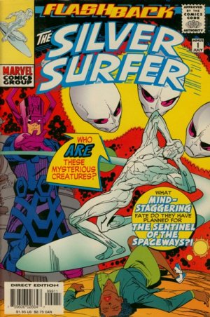 Silver Surfer # -1 Issues V3 (1987 - 1998)