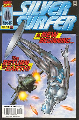 Silver Surfer # 123 Issues V3 (1987 - 1998)