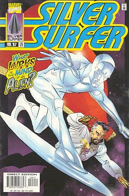 Silver Surfer # 126 Issues V3 (1987 - 1998)