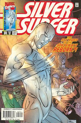 Silver Surfer # 127 Issues V3 (1987 - 1998)