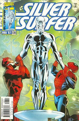 Silver Surfer # 128 Issues V3 (1987 - 1998)