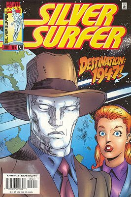 Silver Surfer # 129 Issues V3 (1987 - 1998)