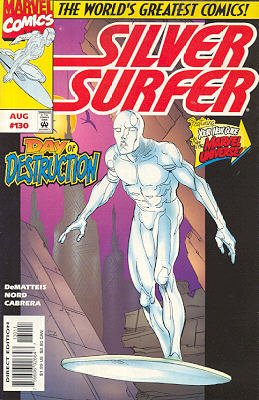 Silver Surfer # 130 Issues V3 (1987 - 1998)