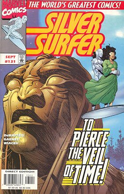 Silver Surfer # 131 Issues V3 (1987 - 1998)