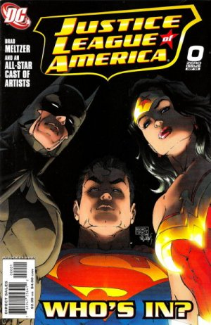 Justice League Of America # 0 Issues V3 (2006 - 2011)
