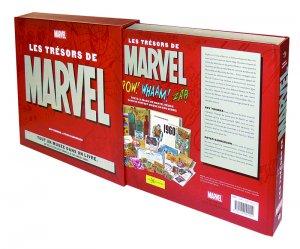 Les Trésors de Marvel édition Deluxe