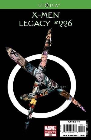 X-Men Legacy # 226 Issues V1 (2008 - 2012)