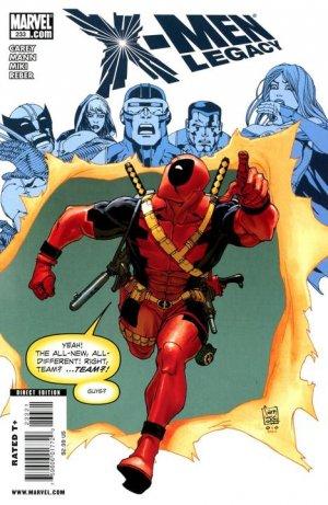 X-Men Legacy # 233 Issues V1 (2008 - 2012)