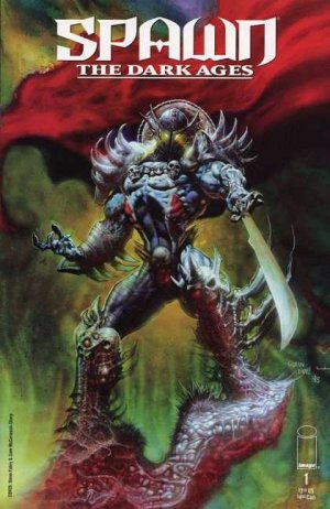 Spawn Dark Ages édition Issues