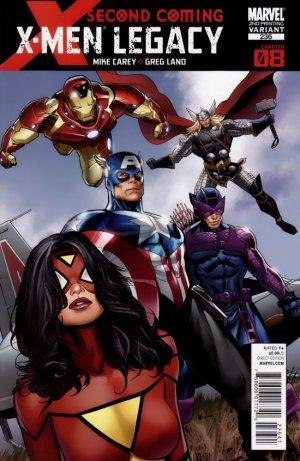 X-Men Legacy # 236