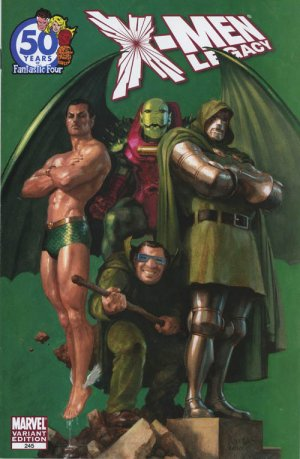 X-Men Legacy # 245 Issues V1 (2008 - 2012)