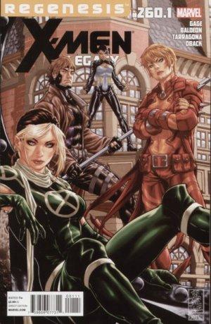 X-Men Legacy # 260.1