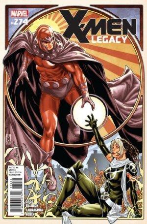 X-Men Legacy # 274