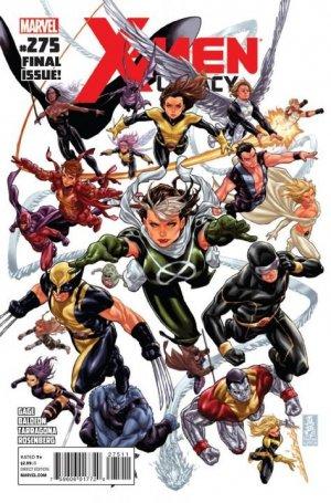 X-Men Legacy # 275