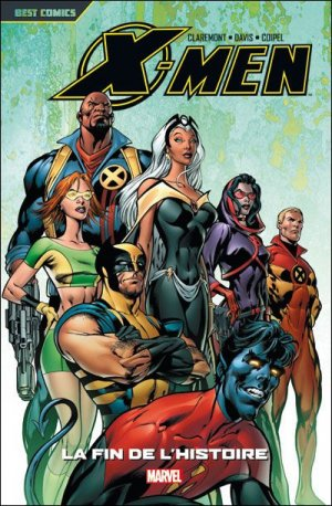 X-Men - Best Comics 3 - X-Men - La fin de l'histoire
