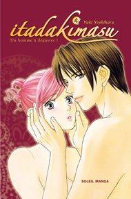 couverture, jaquette Itadakimasu 4  (soleil manga) Manga