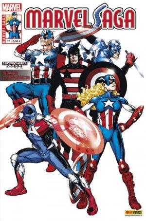 Marvel Saga T.17