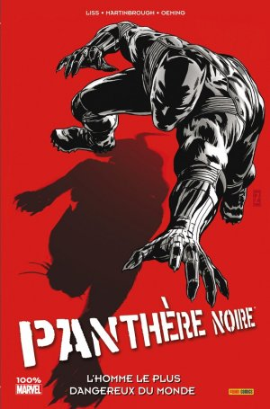 Black Panther - The Most Dangerous Man Alive # 3 TPB - 100% Marvel (2012 - 2013) - Man without fear