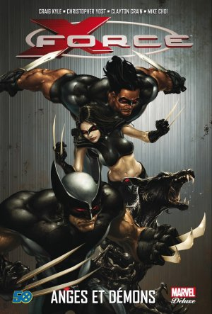 X-Force édition TPB HC - Marvel Deluxe - Issues V3 (2013)