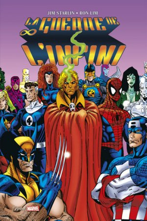La Guerre de l'Infini édition TPB Hardcover (cartonnée) - Best of Marvel