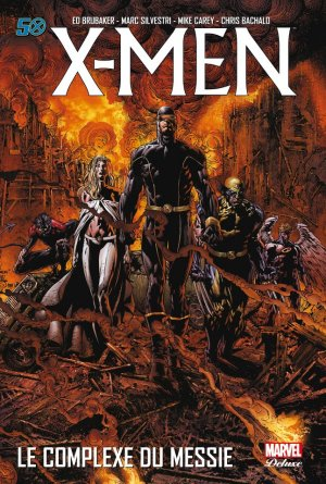 X-Men - Le Complexe du Messie # 1 TPB Hardcover - Marvel Deluxe