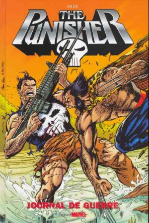 The Punisher - Journal de guerre édition TPB hardcover (cartonnée) - Issues V1 (2005)