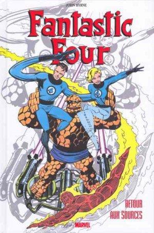 Fantastic Four - Retour aux sources édition TPB hardcover (cartonnée)
