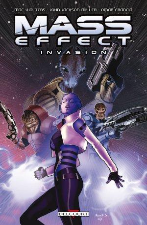 Mass effect - invasion édition TPB hardcover (cartonnée)
