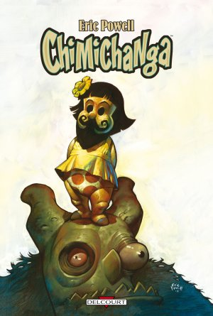 Chimichanga édition TPB Hardcover (cartonnée)
