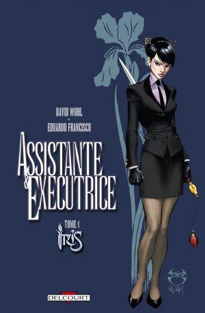 Assistante et Exécutrice - Iris