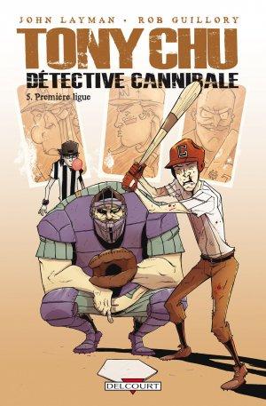 Tony Chu, détective cannibale # 5