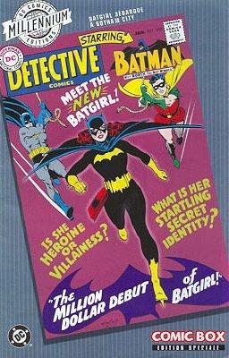 Batman - Detective Comics # 1 Simple