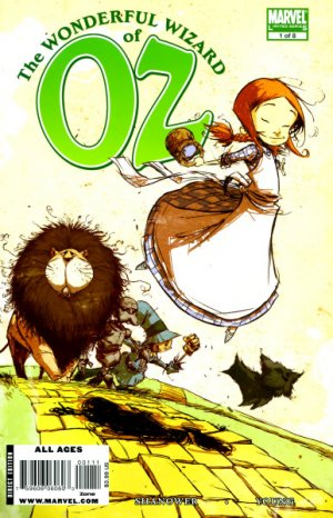 Le Magicien d'Oz édition Issues (2009)