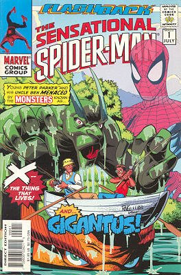 The Sensational Spider-Man édition Issues V1 (1996 - 1998)