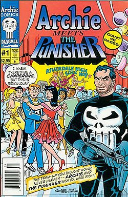 Archie meets the Punisher édition Issues