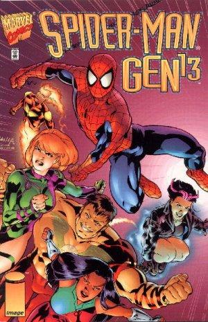 Spider-Man / Gen 13 1 - Spider-Man - Gen 13