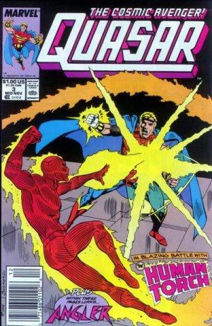 Quasar # 3 Issues