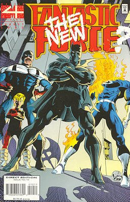 Fantastic Force édition Issues (1994 - 1996)