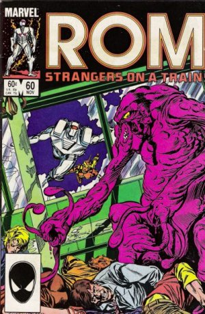 Rom édition Issues V1 (1979 - 1986)